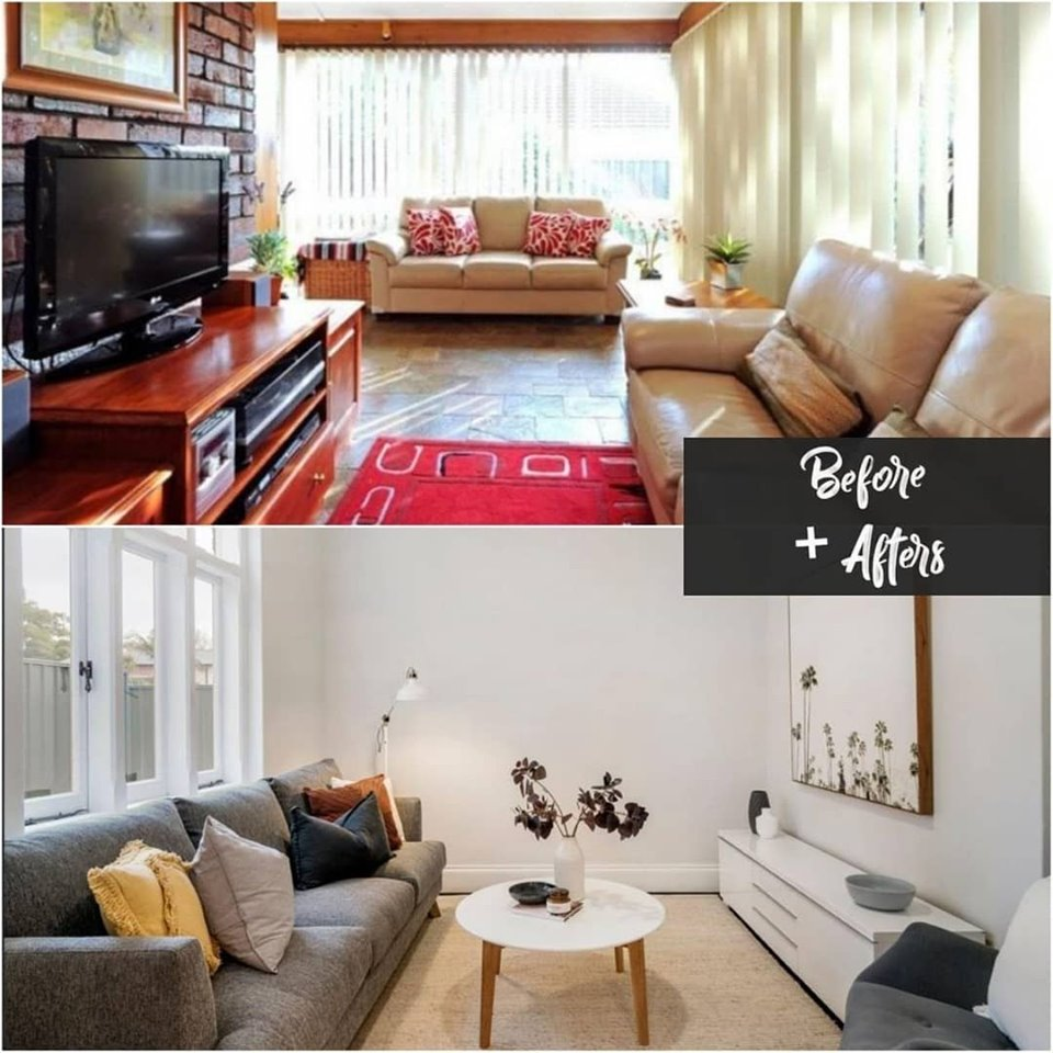 Mavtect Designs, Before & Afters, Bungalow Transformation