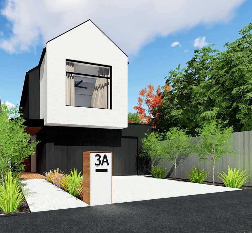Mavtect Designs - Henley Beach, Two-Storey 3D Model