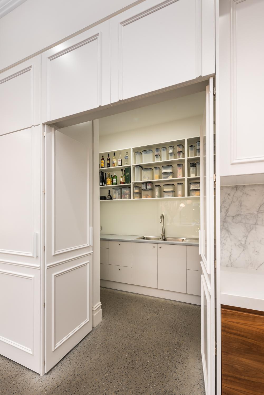 Mavtect Designs - Kitchen Butler's Pantry